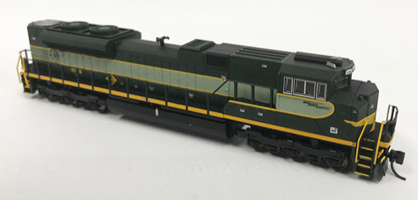 N SD70ACe NS Heritage - Erie #1068