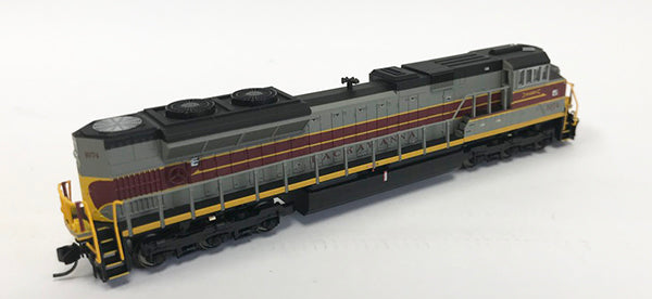 N SD70ACe NS Heritage - Lackawanna #1074