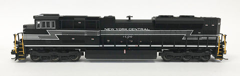 N Refurbished SD70ACe - NS #1066 New York Central