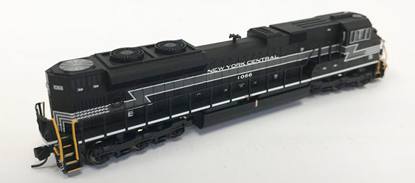 N SD70ACe NS Heritage - New York Central #1066