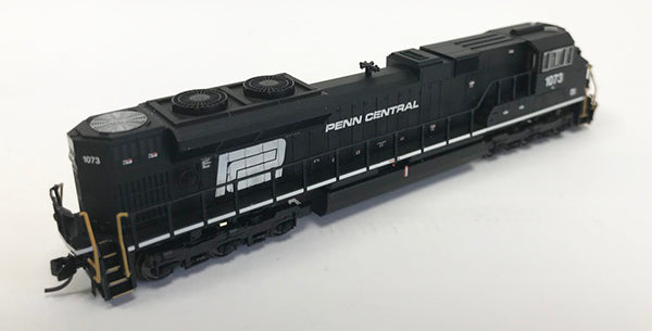 N SD70ACe NS Heritage - Penn Central #1073