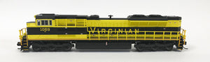N SD70ACe NS Heritage - Virginian #1069