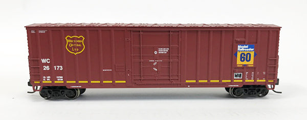 N 7 Post Boxcar - WC with MR logo