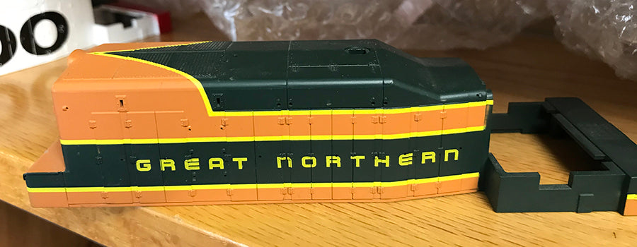 SHS SW1 Shell - Great Northern