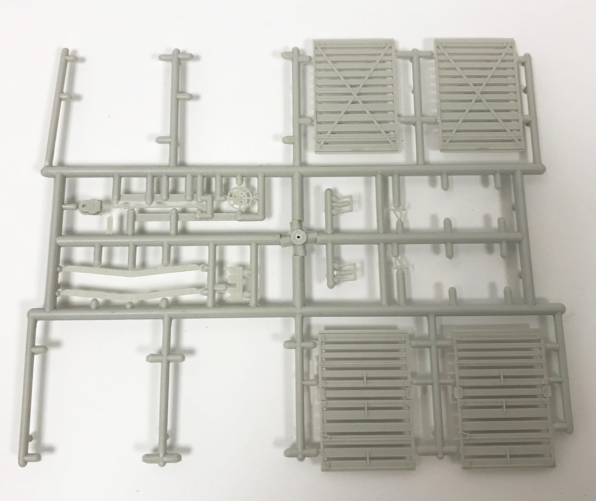 SHS Stock Car Detail Sprue