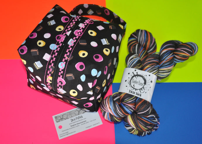 Allsorts - Bag and Yarn