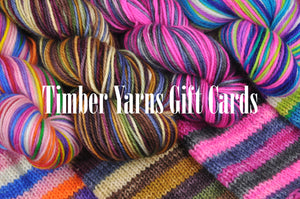 Timber Yarns Gift Cards
