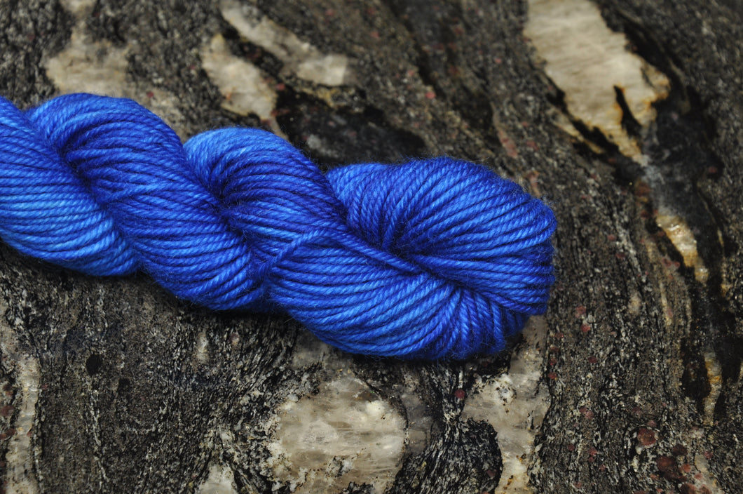 Middle Blue - Worsted