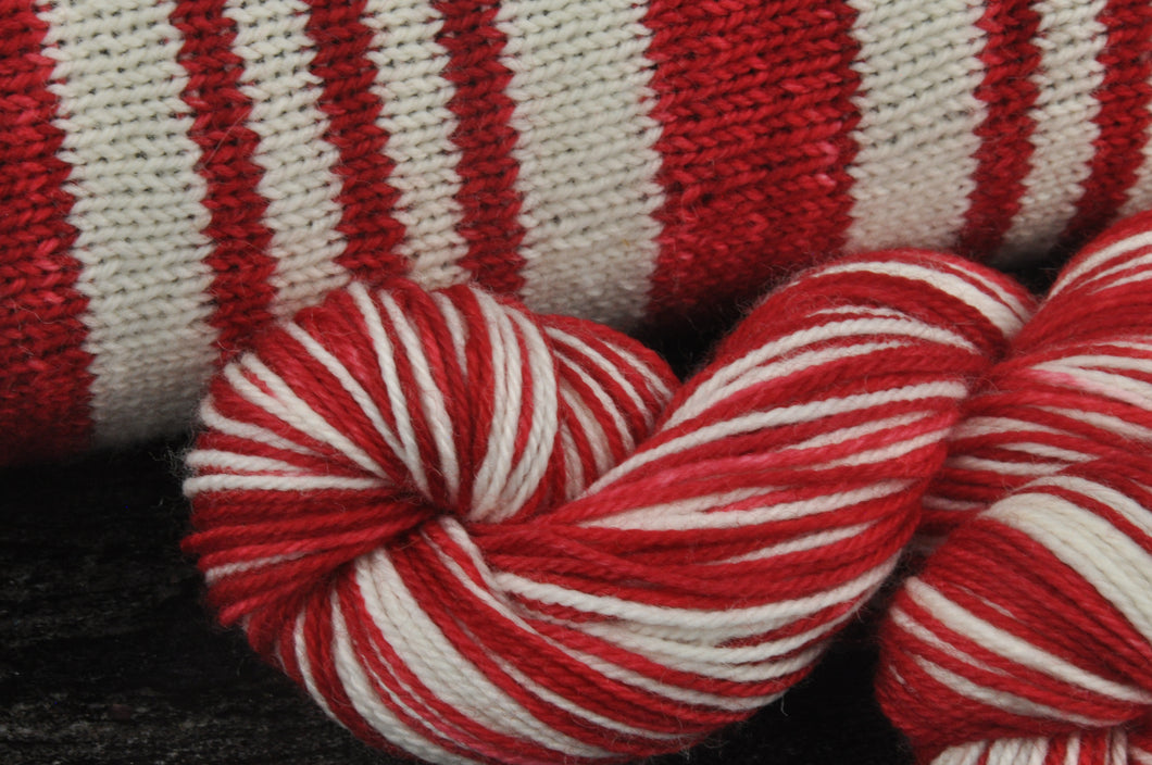North Pole Candy Cane - New Design