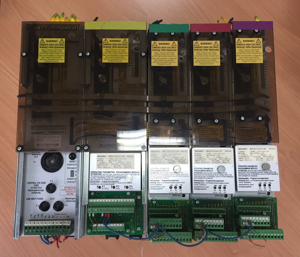 Indramat ac sevro power supply