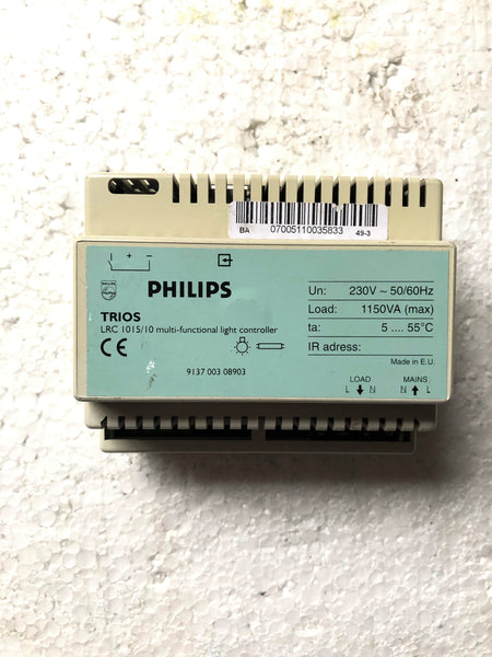 x8 Philips Trios LRC 101510 Multi-Functional Light Controller