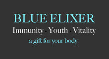 Load image into Gallery viewer, Blue Elixir - Superfood Antioxidant & Health Drink Mix
