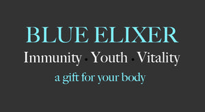 Blue Elixir - Superfood Antioxidant & Health Drink Mix