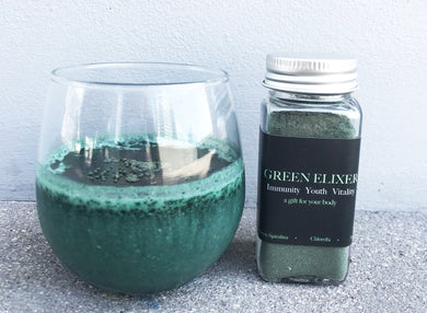 Green Elixer - Superfood Antioxidant & Health Drink Mix