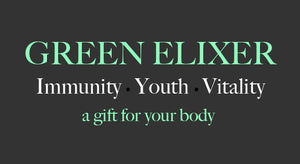 Green Elixir - Superfood Antioxidant & Health Drink Mix