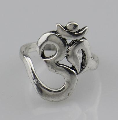 Beautiful Om Ring
