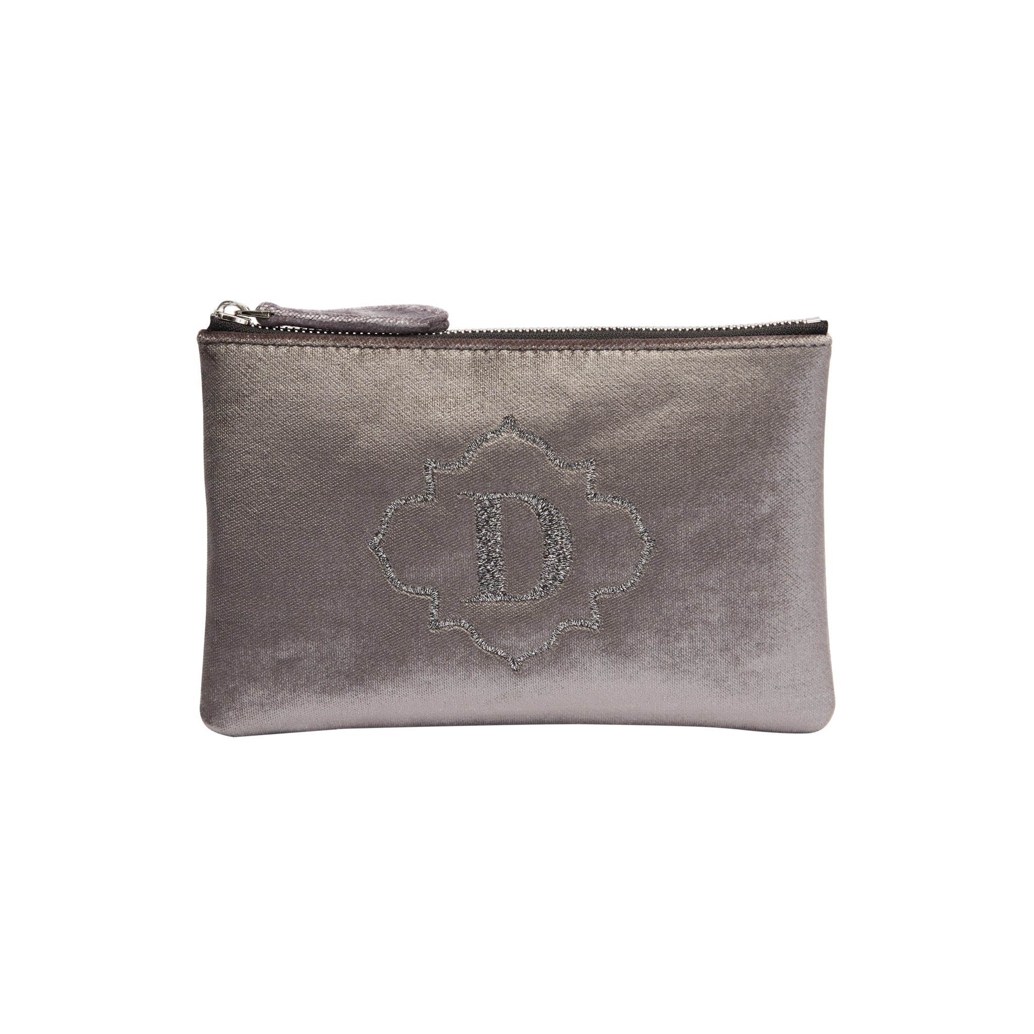 Initial Clutch with Velvet