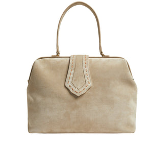 Jung Bag with Suede