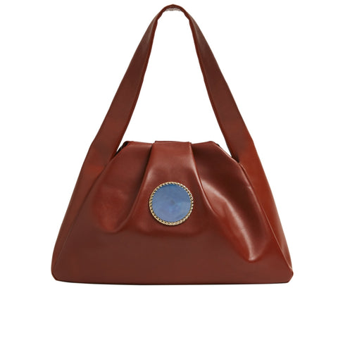 Agatha Hobo with Leather