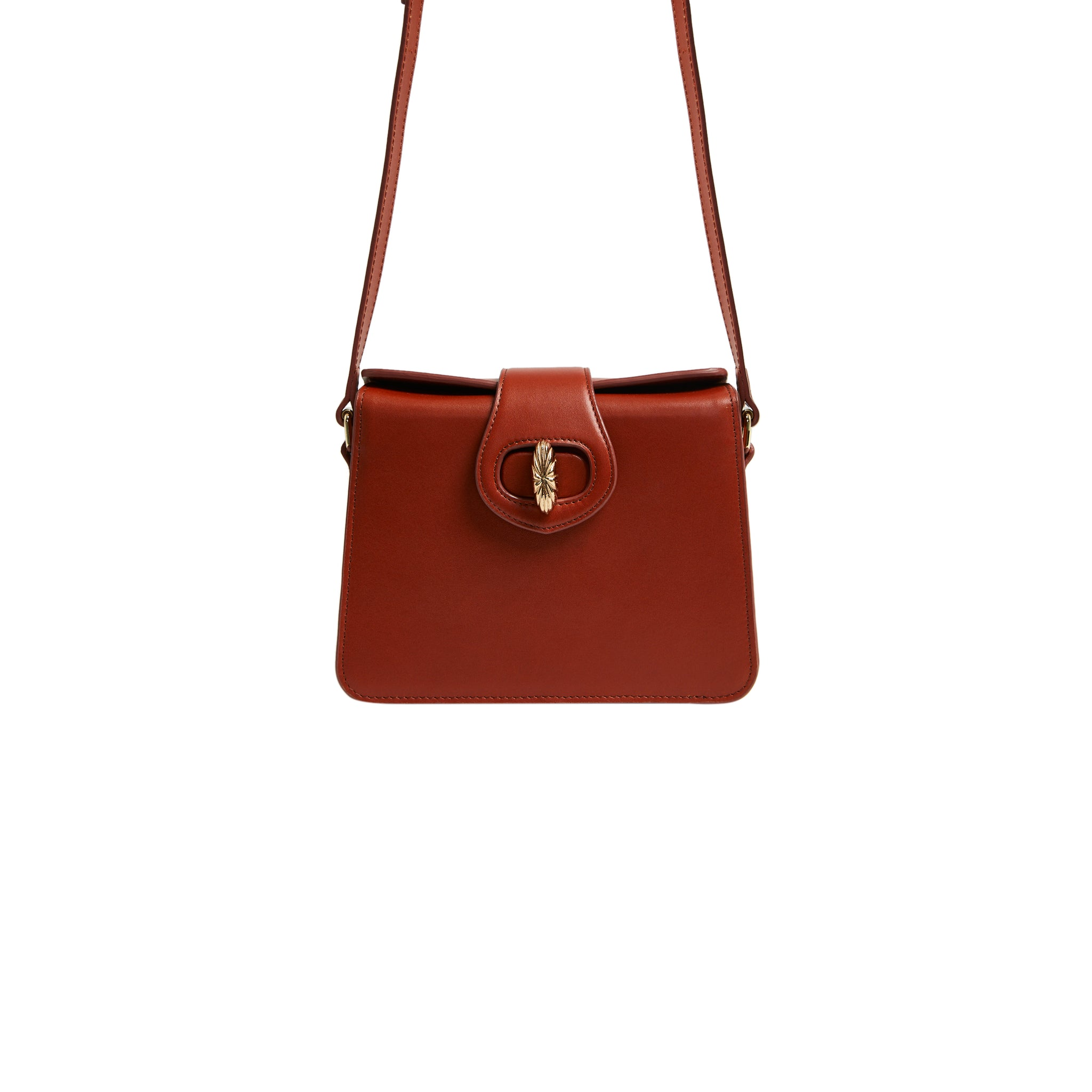 Neb Mini Bag with Leather