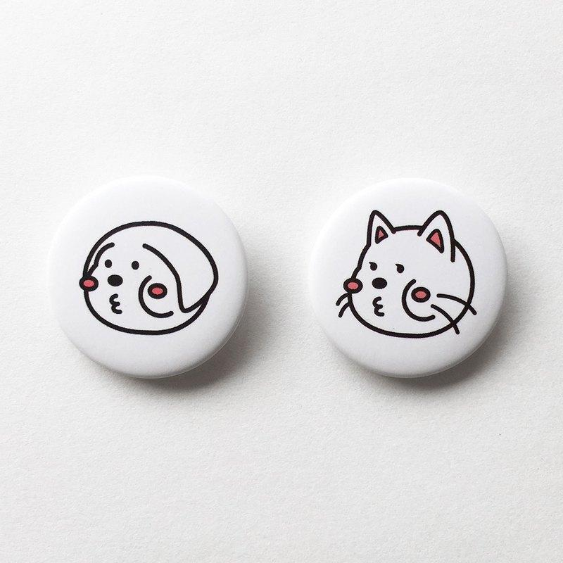 Cheeky cheeky Handmade Badges | RARE FIND ZAKKA