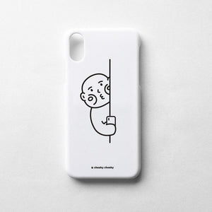 Cheeky cheeky Sneak-Snap Smartphone Case | RARE FIND ZAKKA