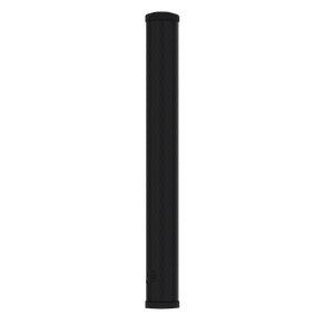 CĀG Oversized, PU wrapped putter grip (Black)
