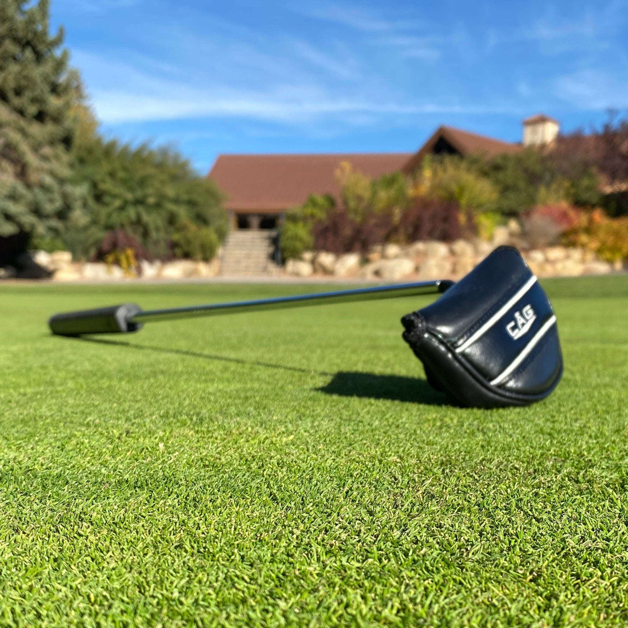 CĀG Golf, Three X5 Putter