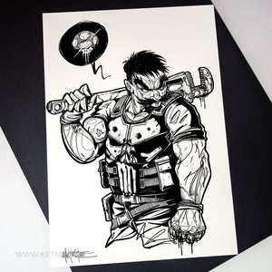 Mario ✕ Punisher