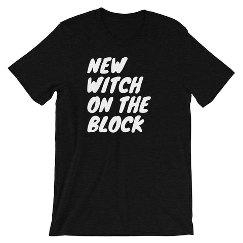 new witch on the block tee