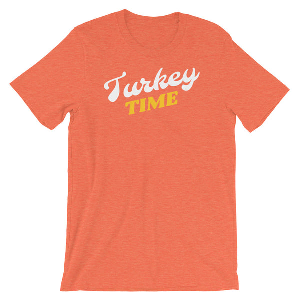 turkey time tee