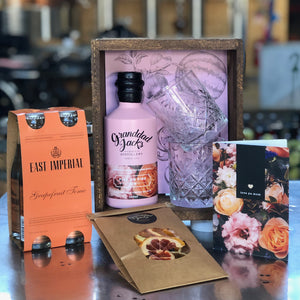 Pink Gin Gift Crate (Mother's Day)