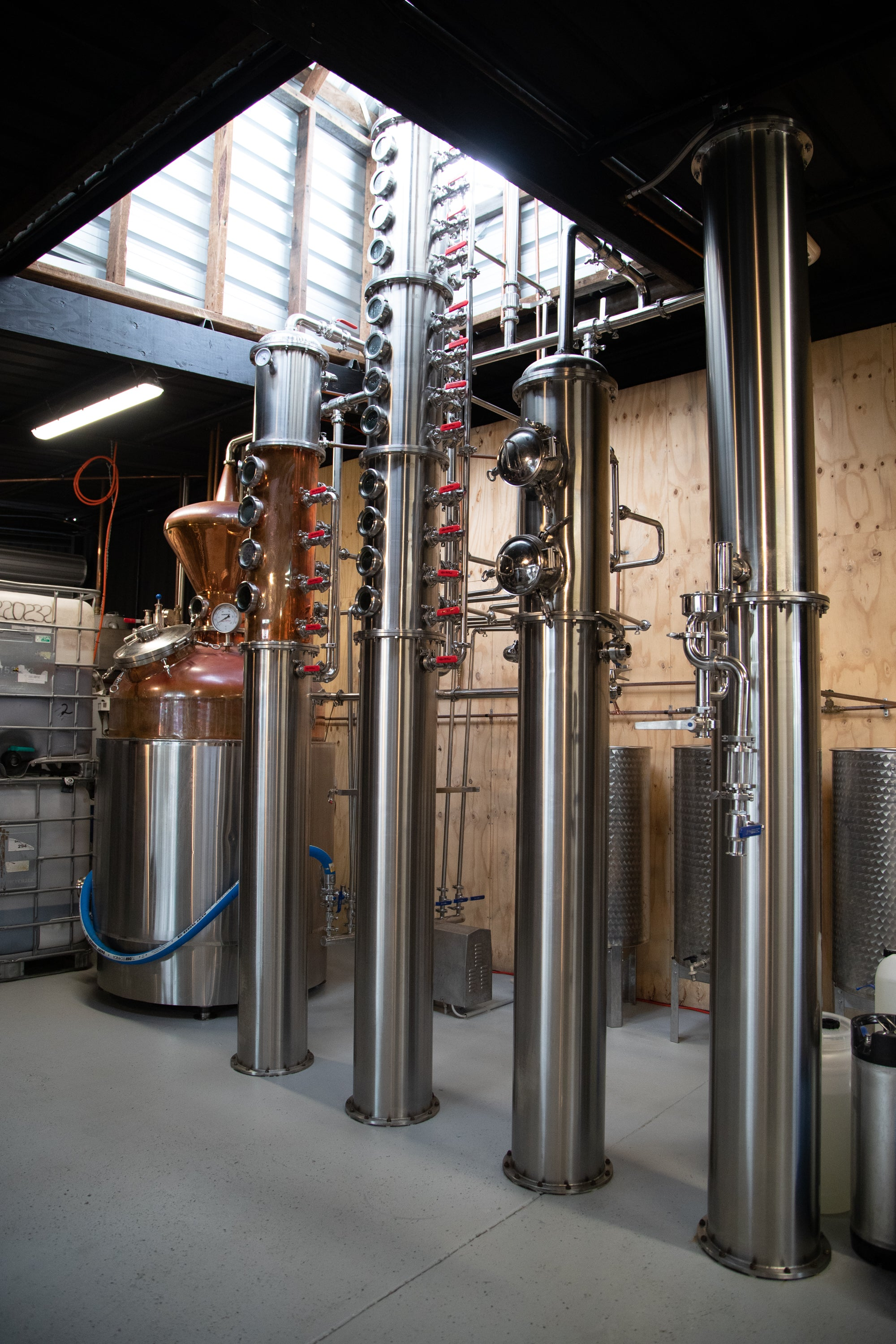 The Still & Production Area