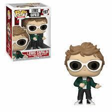 Funko Pop! Music: Lewis Capaldi, Multicolor