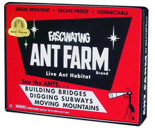 Load image into Gallery viewer, Uncle Milton Ant Farm Live Ant Habitat, Vintage