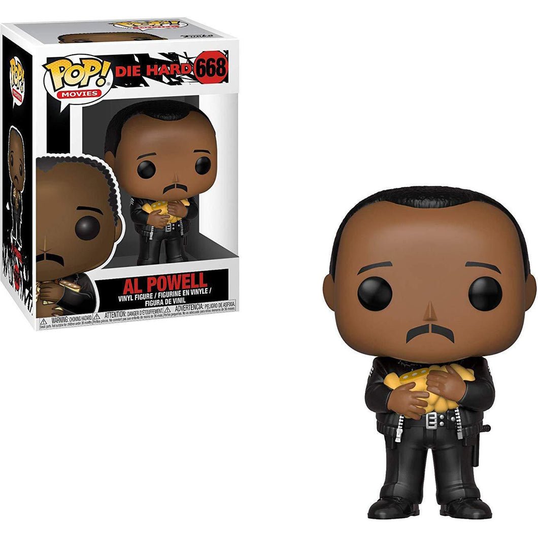 Funko Pop! Die Hard Al Powell #668