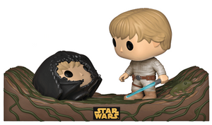 Funko Pop! Star Wars Dagobah Face Off Star Wars Movie Moments #284