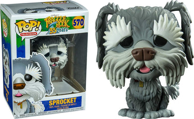 Funko Pop! Fraggle Rock Sprocket Collectible Figure #570