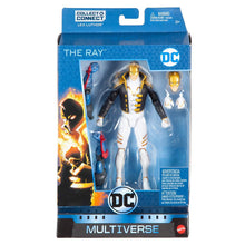 Load image into Gallery viewer, DC Multiverse DC Rebirth The Ray Action Figure