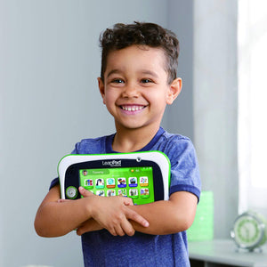 LEAPFROG LEAPPAD JR. KID-SAFE TABLET PACKED WITH LEARNING GAMES & APPS
