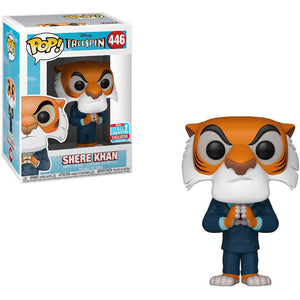 Funko Pop! Disney Talespin Shere Khan 2018 Fall Convention Exclusive #446
