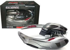 Battlestar Galactica Cylon Raider - Scar Vinyl Replica - Loot Crate Exclusive