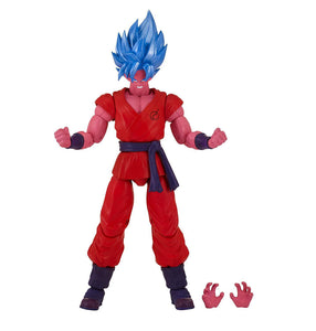 Dragon Ball Super - Dragon Stars Super Saiyan Blue Kaioken x10 Goku Figure (Series 6)