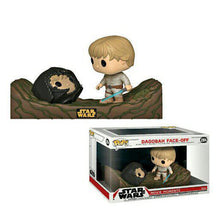 Load image into Gallery viewer, Funko Pop! Star Wars Dagobah Face Off Star Wars Movie Moments #284