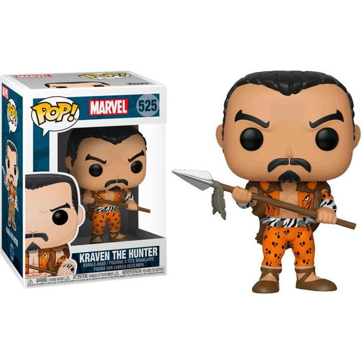 Funko POP! Marvel Spider-Man #525 Kraven The Hunter - Exclusive