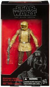 Star Wars The Black Series Resistance Trooper