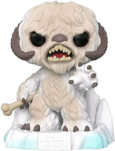 "Load image into Gallery viewer, Funko Pop! Deluxe Star Wars: Battle at Echo Base Series - 6"" Wampa, Amazon Exclusive, Figure 1 of 6"