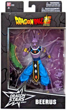 Load image into Gallery viewer, Dragon Ball Stars Beerus Action Figure
