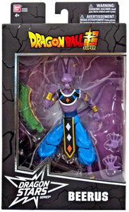 Dragon Ball Stars Beerus Action Figure