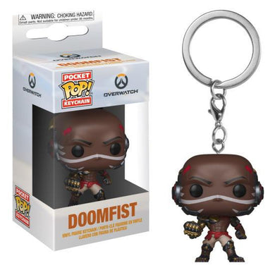 Funko Pocket Pop! Key Chain Overwatch Doomfist